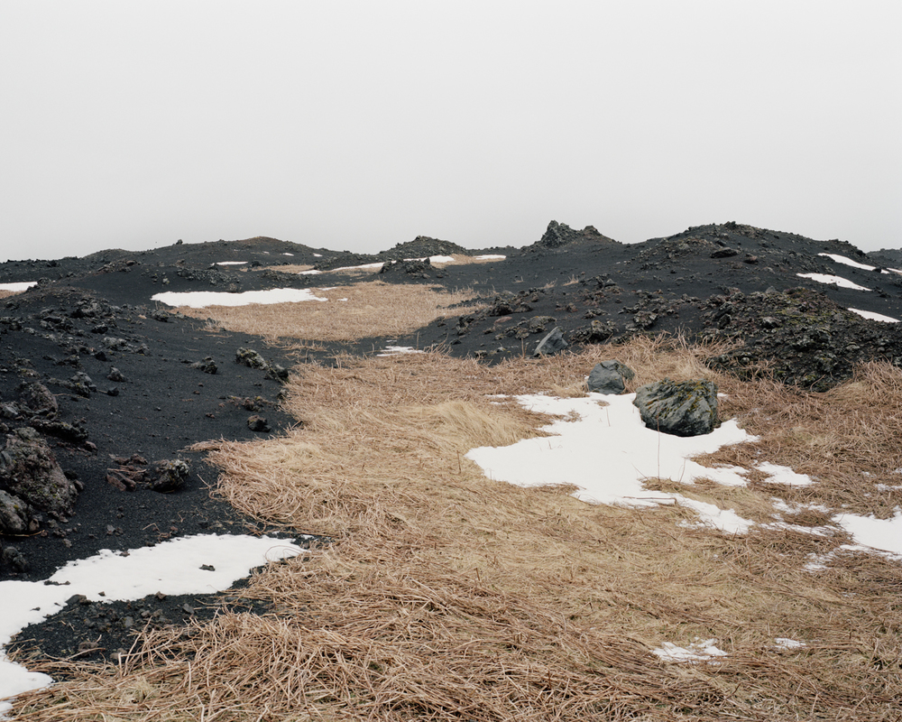 Nýja Hraun #1, Vestmannaeyjar, 2015.  Project Statement