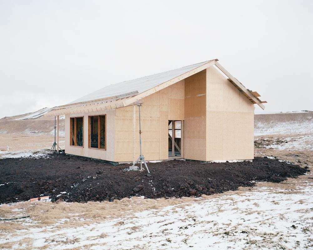 Höfðavegur, Vestmannaeyjar, 2015.  Project Statement