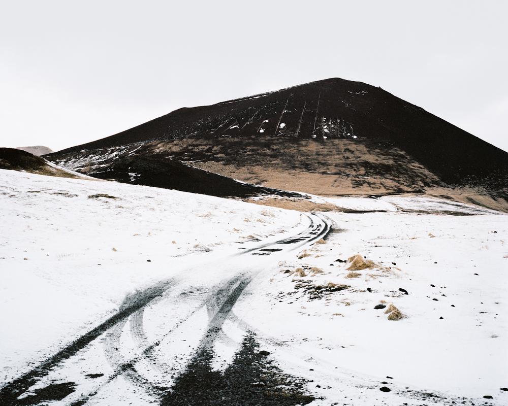 Eldfell, Vestmannaeyjar, 2015.  Project Statement