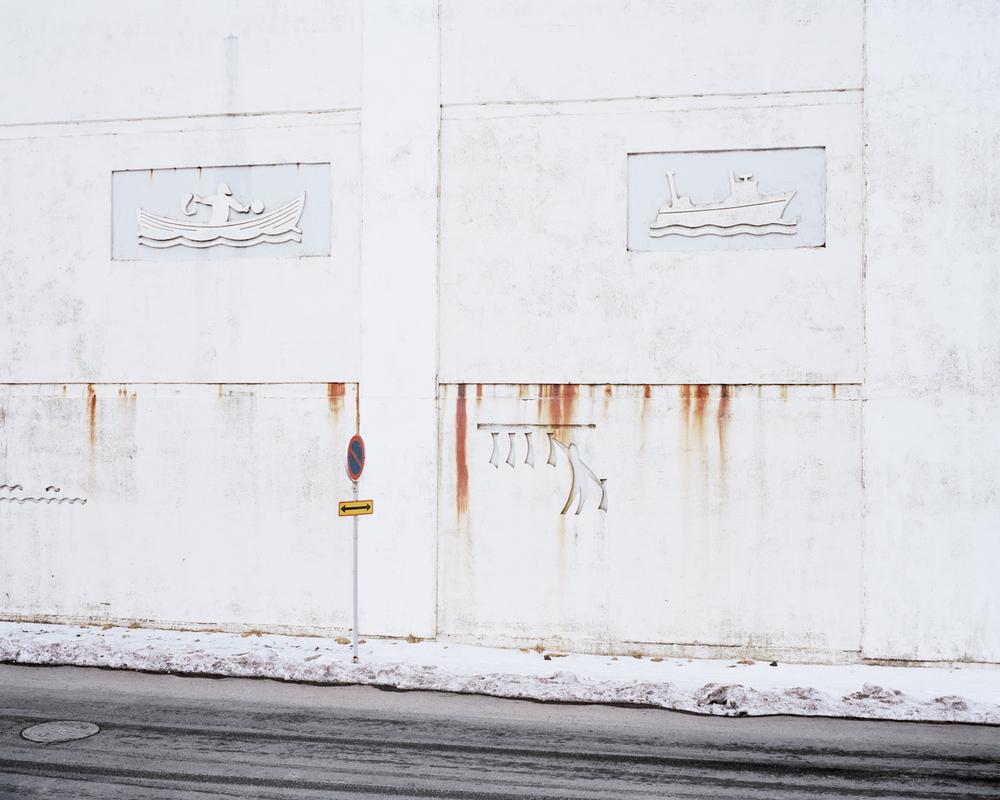 Skansvegur, Vestmannaeyjar, 2015.  Project Statement