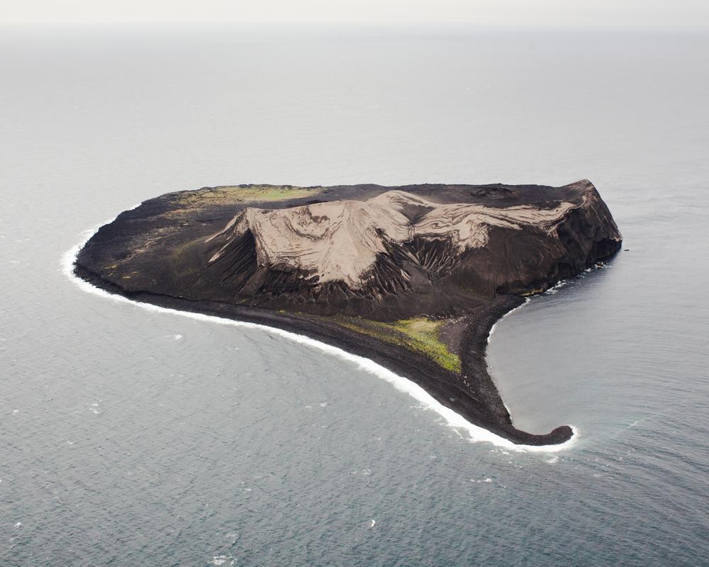 Surtsey, Vestmannaeyjar, 2015.  Project Statement