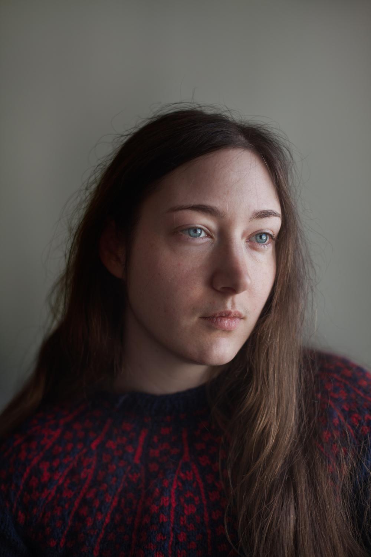 Katarina Huber, Vestmannaeyjar, 2015.  Project Statement