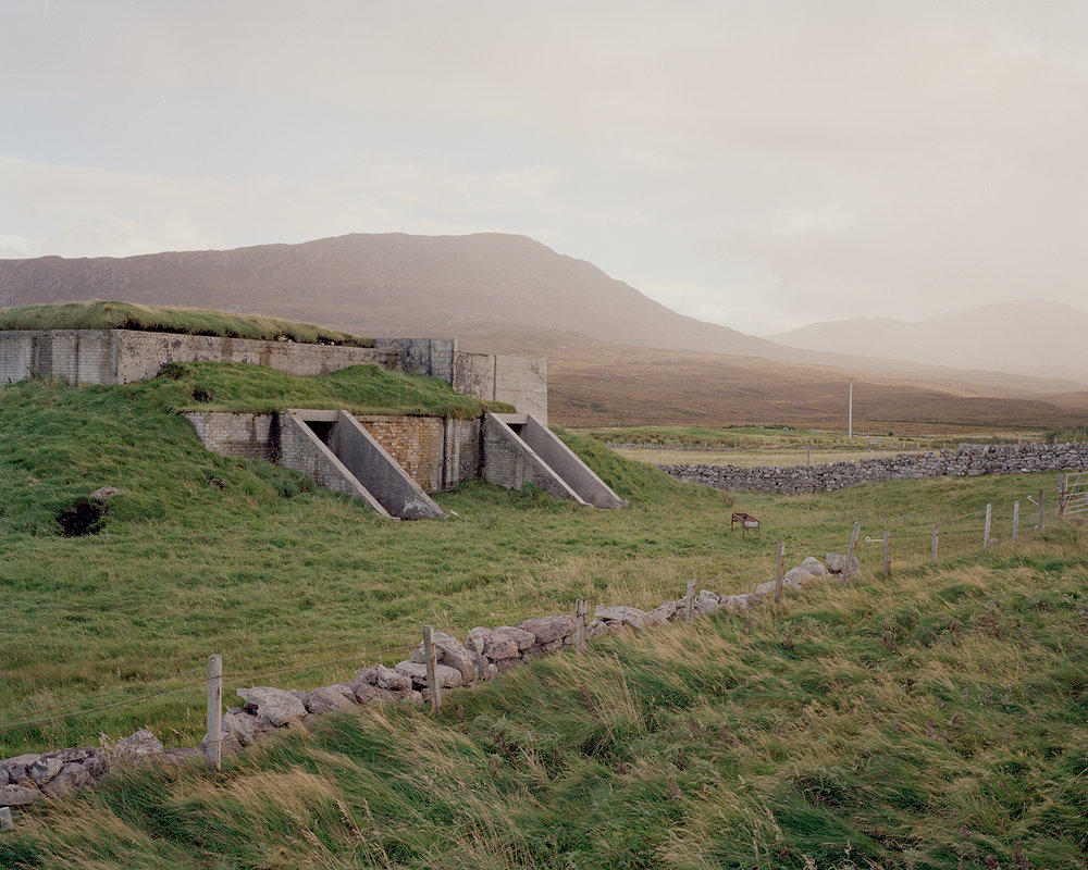Durness, Sutherland, 2016.  Project Statement