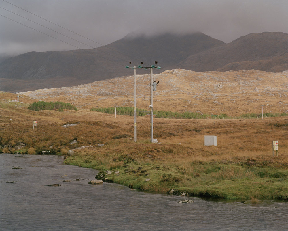 Amhuinnsuidhe, Isle of Harris, 2016.  Project Statement