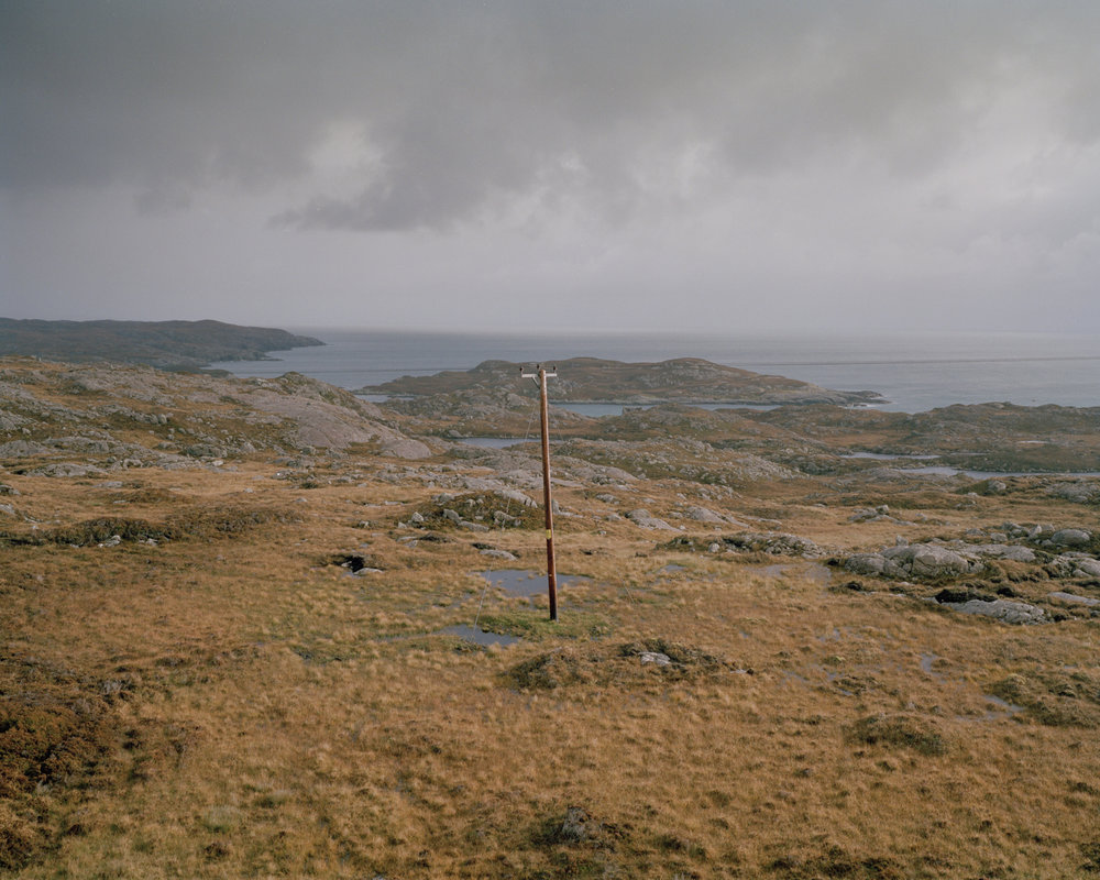 Finsbay, Isle of Harris, 2016.  Project Statement