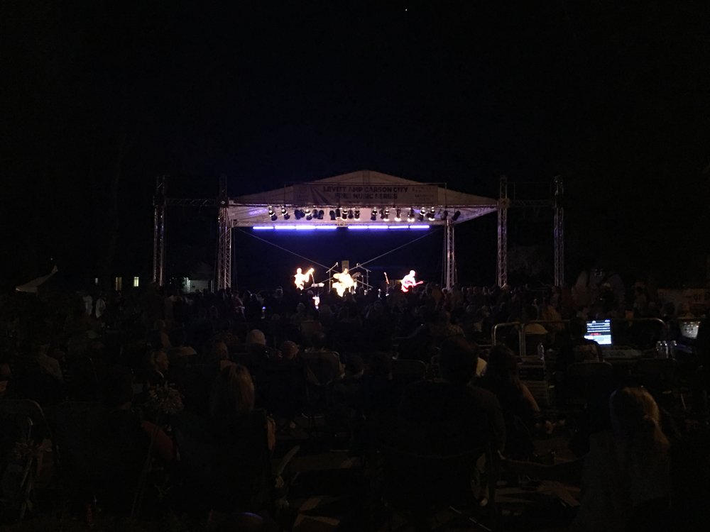 Carson City Levitt Amp Concert Series