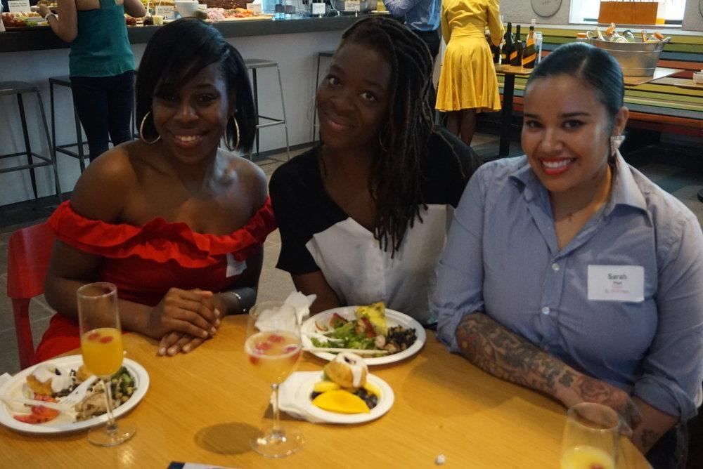 Rana, Hadiyah and Sarah