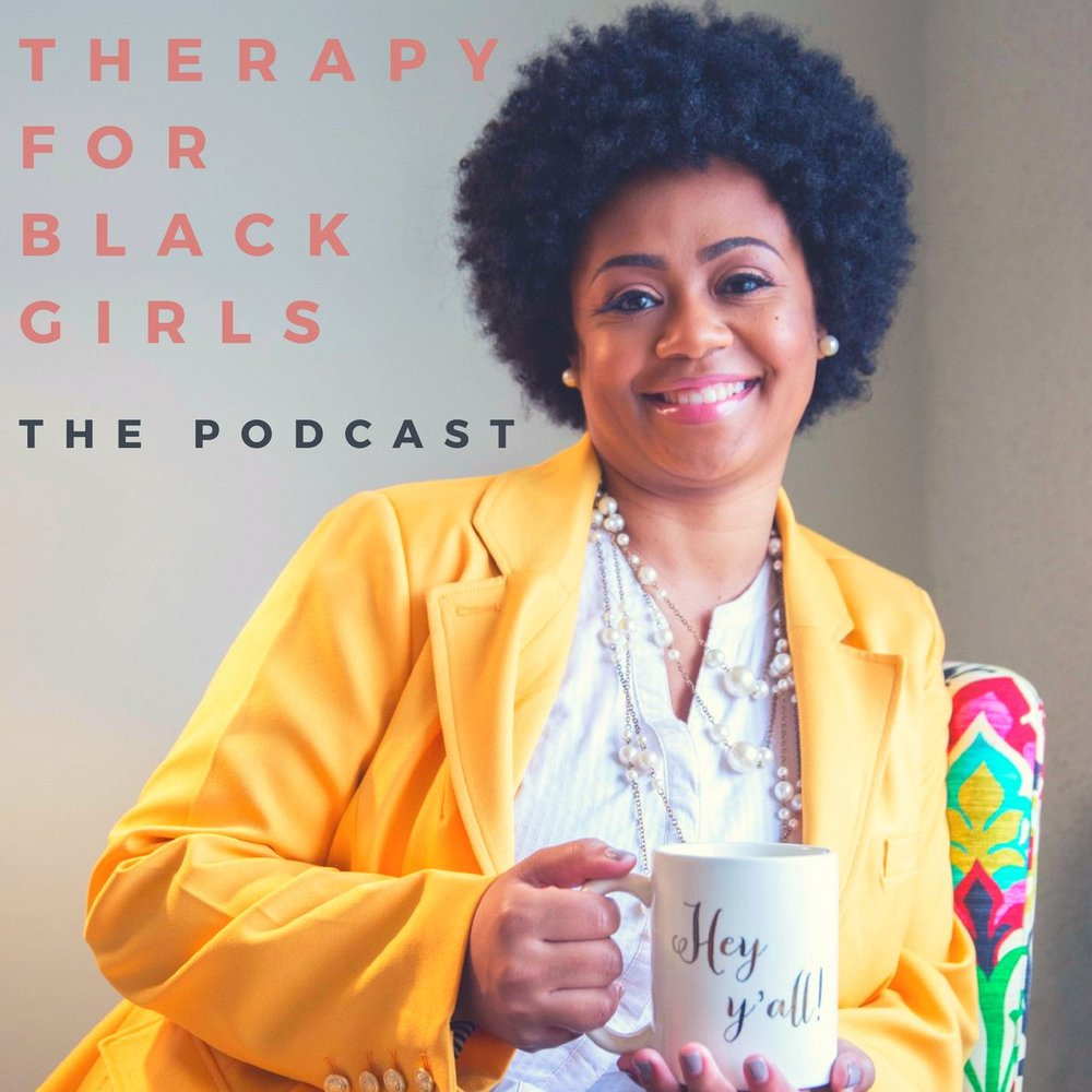 Therapy For Black Girls    The Therapy for Black Girls Podcast is a weekly chat about all things mental health, personal development, and all the small decisions we can make to become the best possible versions of ourselves. Join your host, Dr. Joy Harden Bradford, a licensed Psychologist as she offers practical tips and strategies to improve your mental health, pulls back the curtain on what happens in therapy sessions, and answers your listener questions.