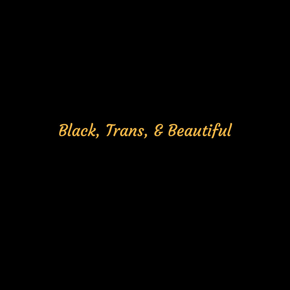 Black, Trans, & Beautiful   Black, Trans, & Beautiful is dedicate to educating the masses concerning Black, Trans, & Queer Culture. We weekly deal with issues facing Transpeople of Color and offer survival tips, advice, and other vital information