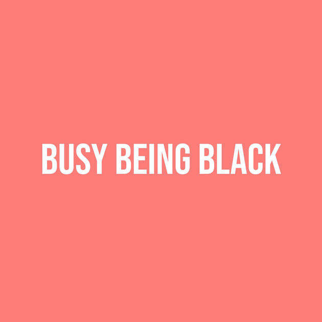 Busy Being Black    Busy Being Black with Josh Rivers is the podcast exploring how we live in the fullness of our queer Black lives.