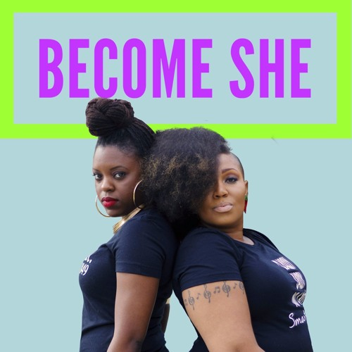"Become She     Listen along to podcast episodes, every 2nd & 4th Wednesday, as Jessica & Nicolia capture the transcendental journey of the ""strong"" woman to the ""free"" woman granting herself permission to actualize HER highest self."