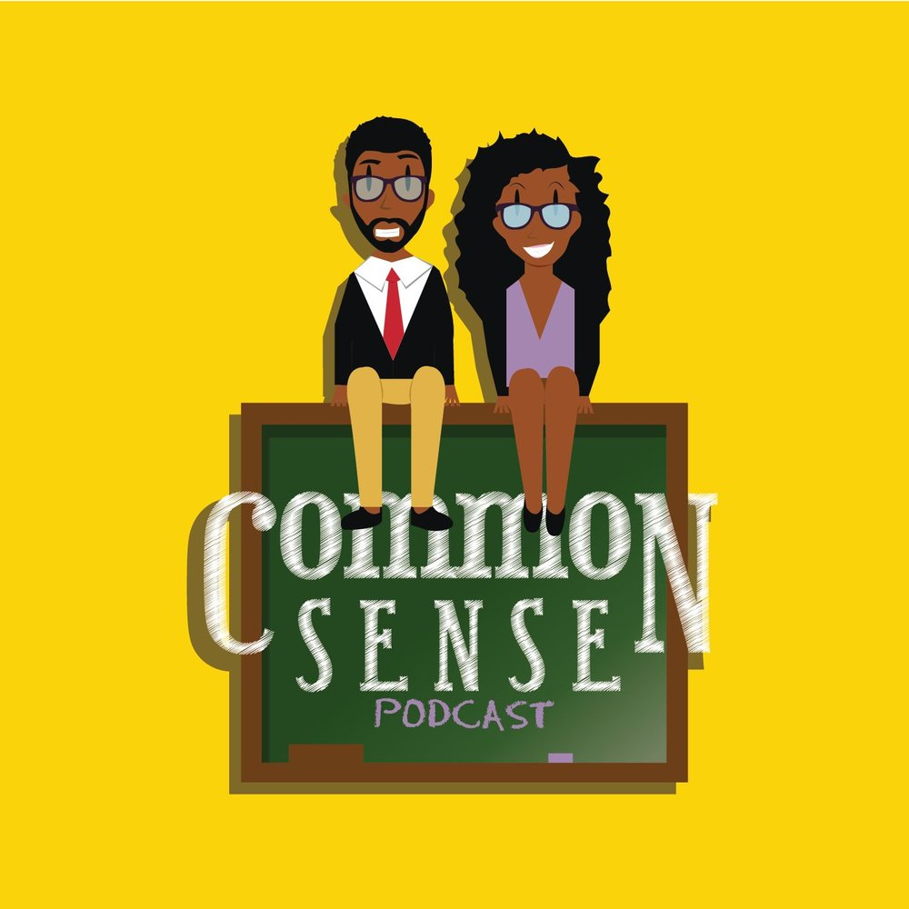 Common Sense Podcast    Antonia and Patrick are dynamic early career teachers dedicated to having unfiltered conversations about the state of the American education system and the highs and lows of being classroom teachers.