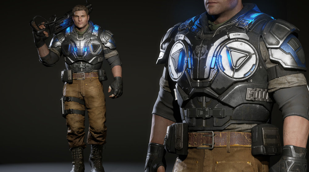 Gears4 | The Coalition