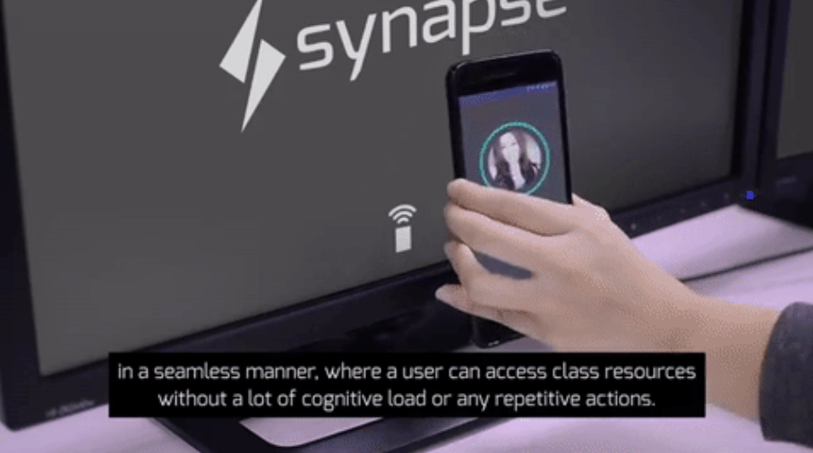 Synapse  / Interaction + Service Design