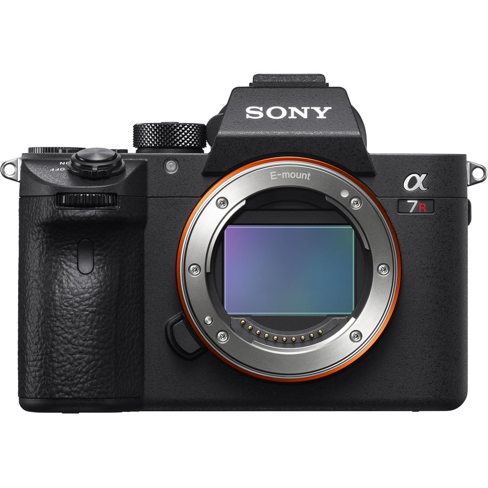 Sony a7R II Full-Frame Mirrorless Interchangeable Lens Camera   ***Budget choice (click for link)