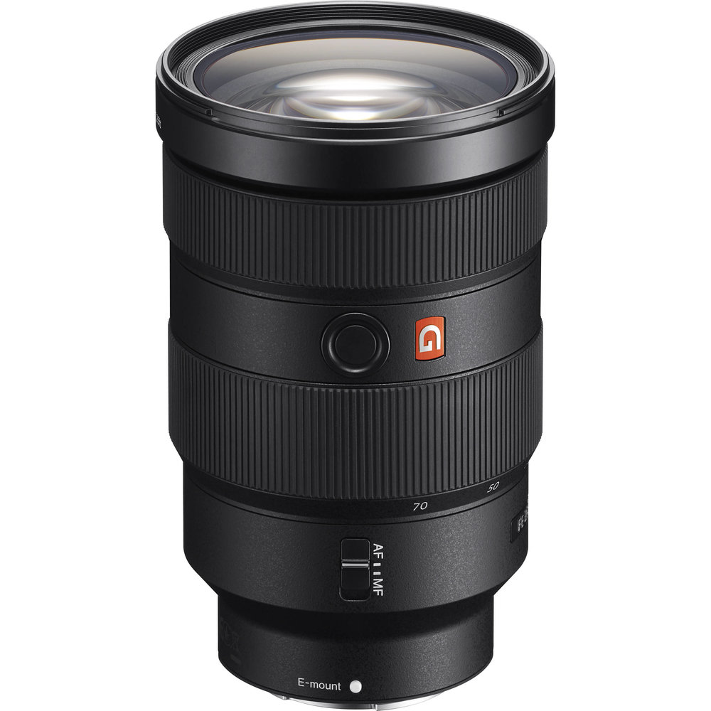 Sony - FE 24-70mm F2.8 GM     (click for link)
