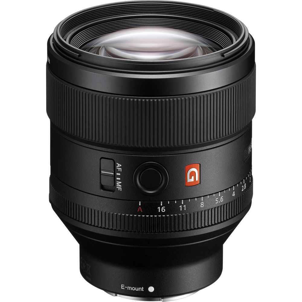 Sony FE 85mm f/1.4 GM Lens     (click for link)