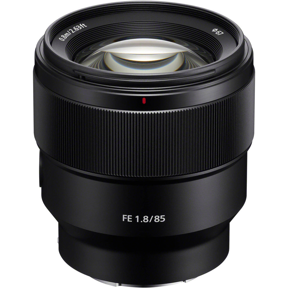 Sony 85mm F/1.8   **Budget choice - DEAL - also what I chose           (click for link)