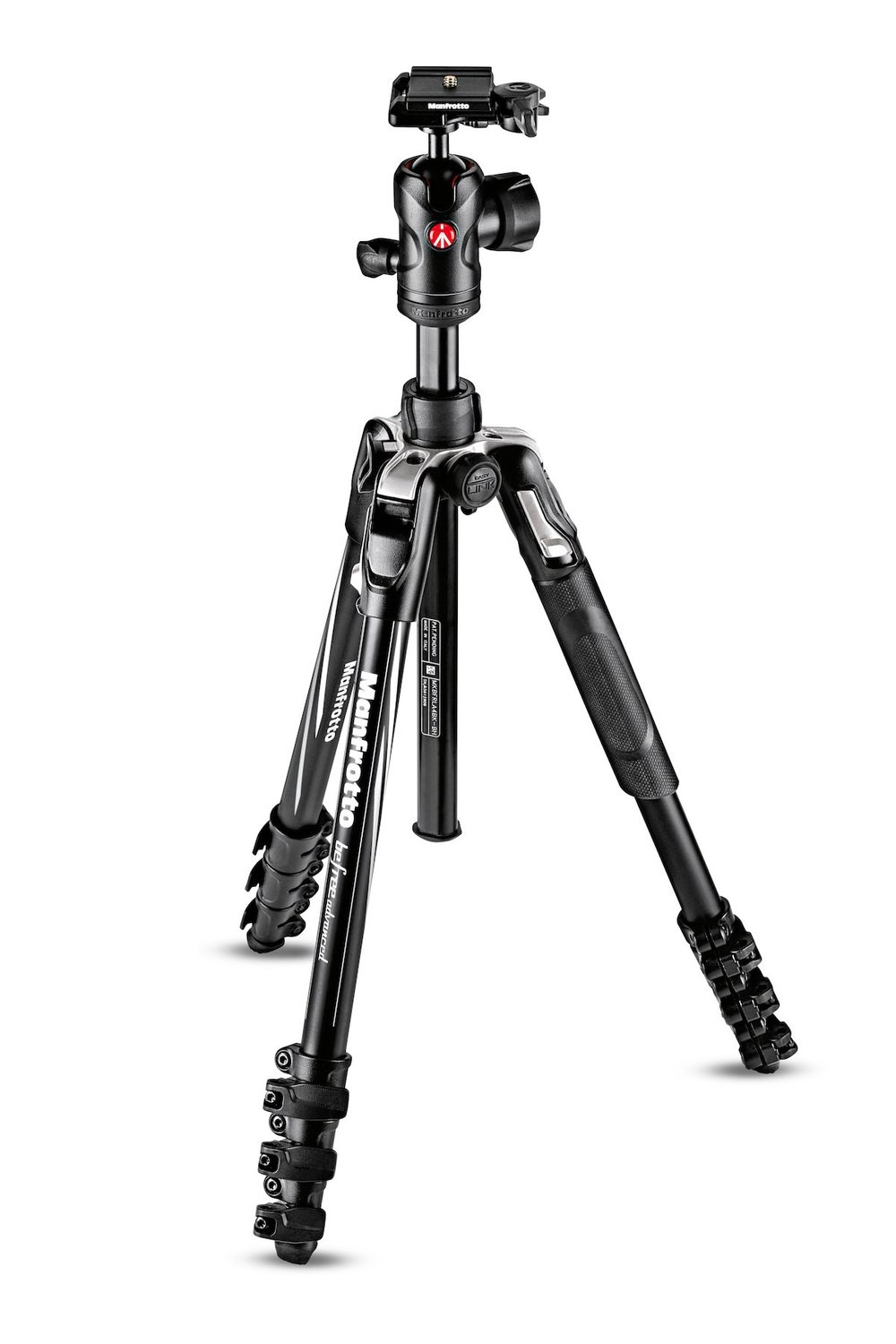 Manfrotto Befree Advanced Travel Al Tripod with Ball Head     (click for link)