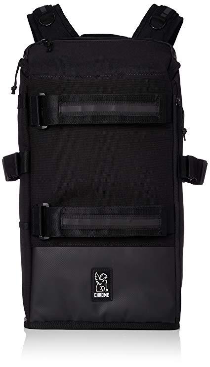 Chrome Black Niko F-Stop Pack Camera Bag     (click for link)