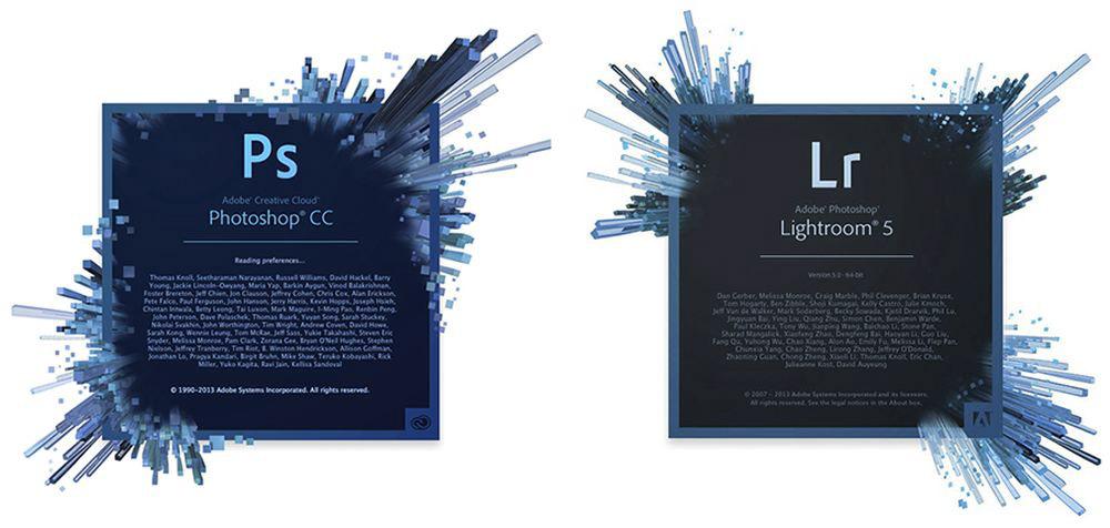 Adobe Lightroom CC (click here)    Adobe Photoshop CC (click here)