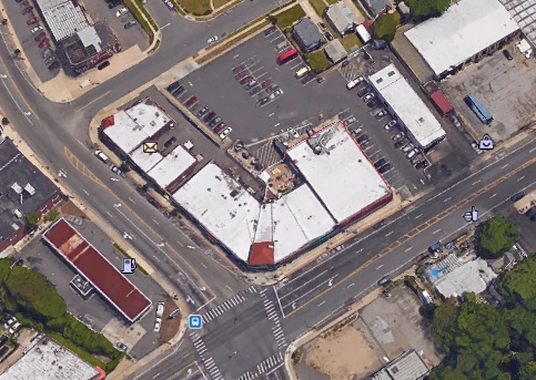 Elmont, Nassau County Located on the intersection of  Elmont Road and Linden Blvd in Elmont, NY. Anchor tenant is Associated Supermarket.