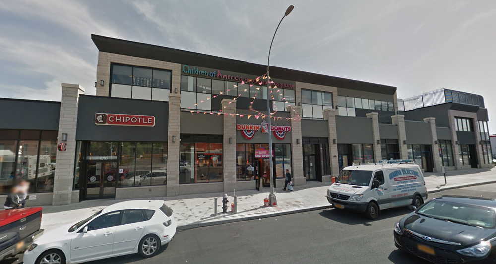 8710 Northern Blvd, Jackson Heights RJ Capital Holdings sold in 2016. A total of 60,000 square feet consisting of retail, medical, and community facility uses.