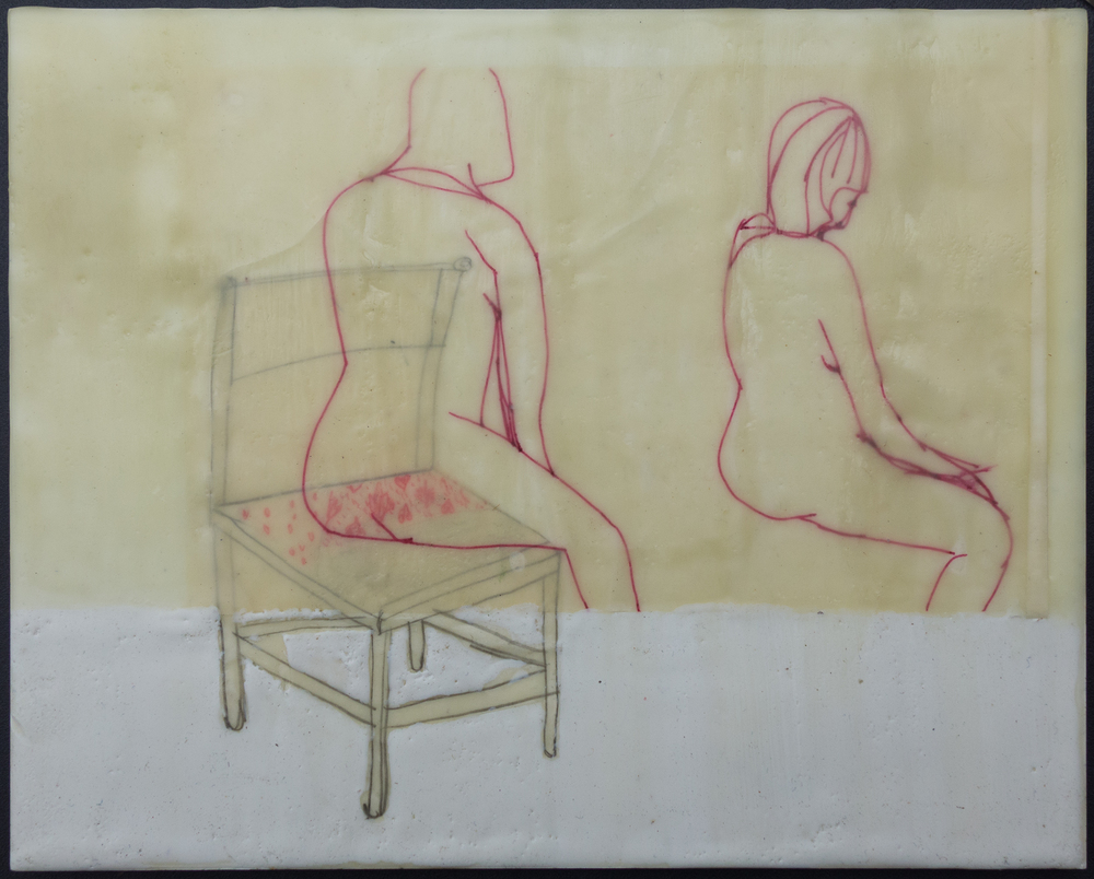 Figures and Chair Study