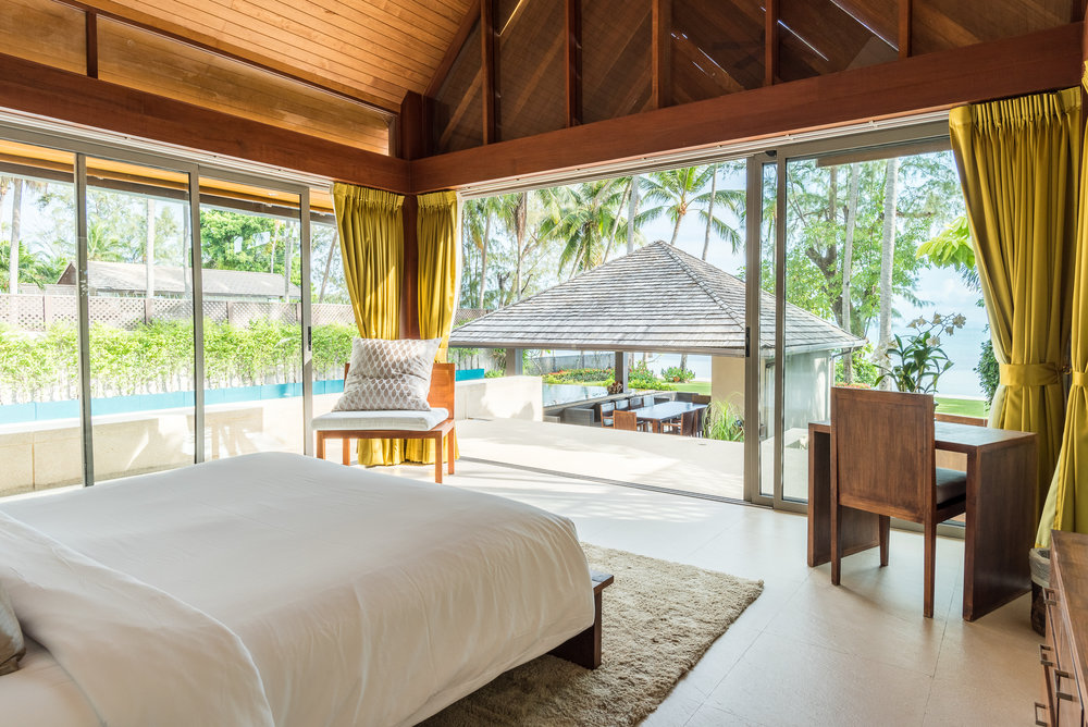 Package C USD1950 for a single room/own villa