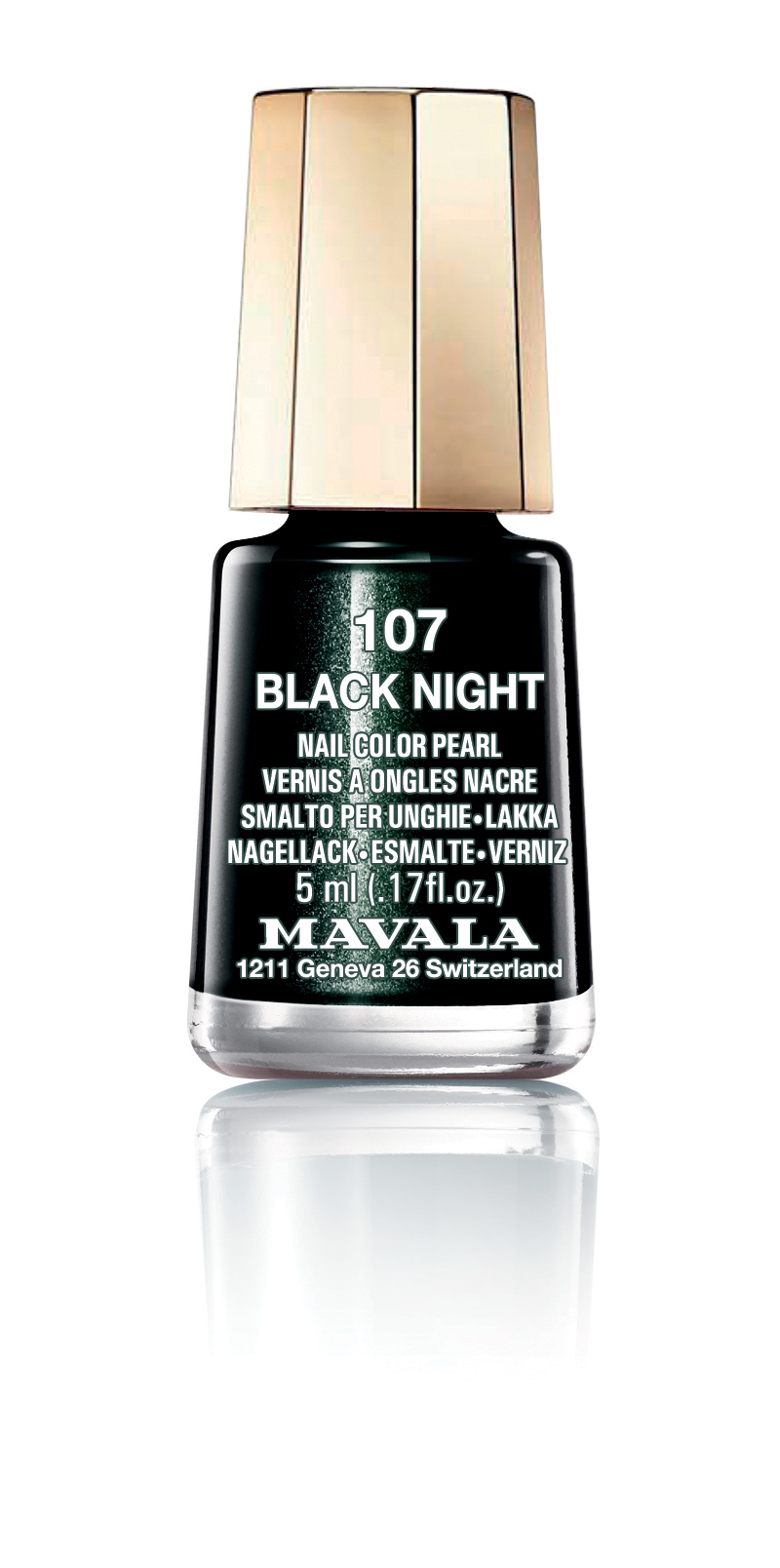 107 BLACK NIGHT