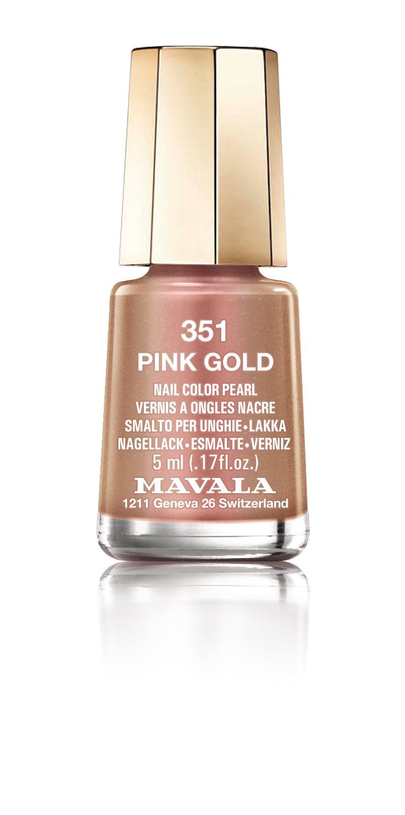 351 PINK GOLD
