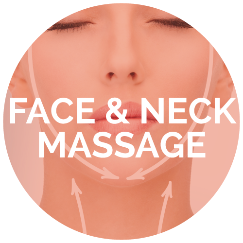 THE MAVALA FACE & NECK MASSAGE