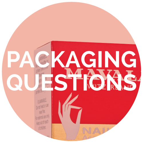 PACKAGING QUESTIONS