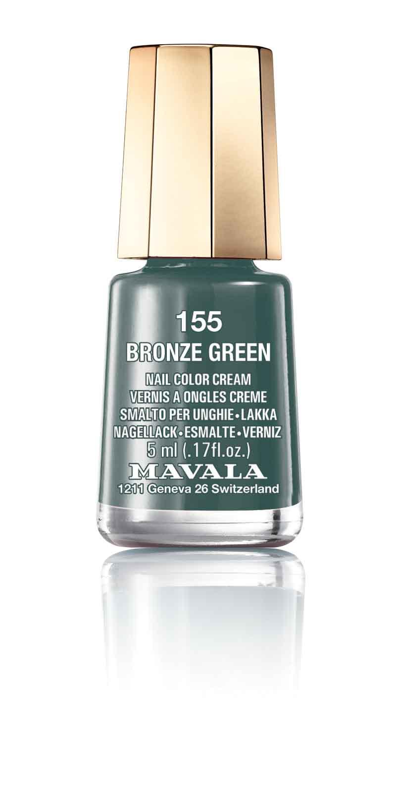 155 BRONZE GREEN