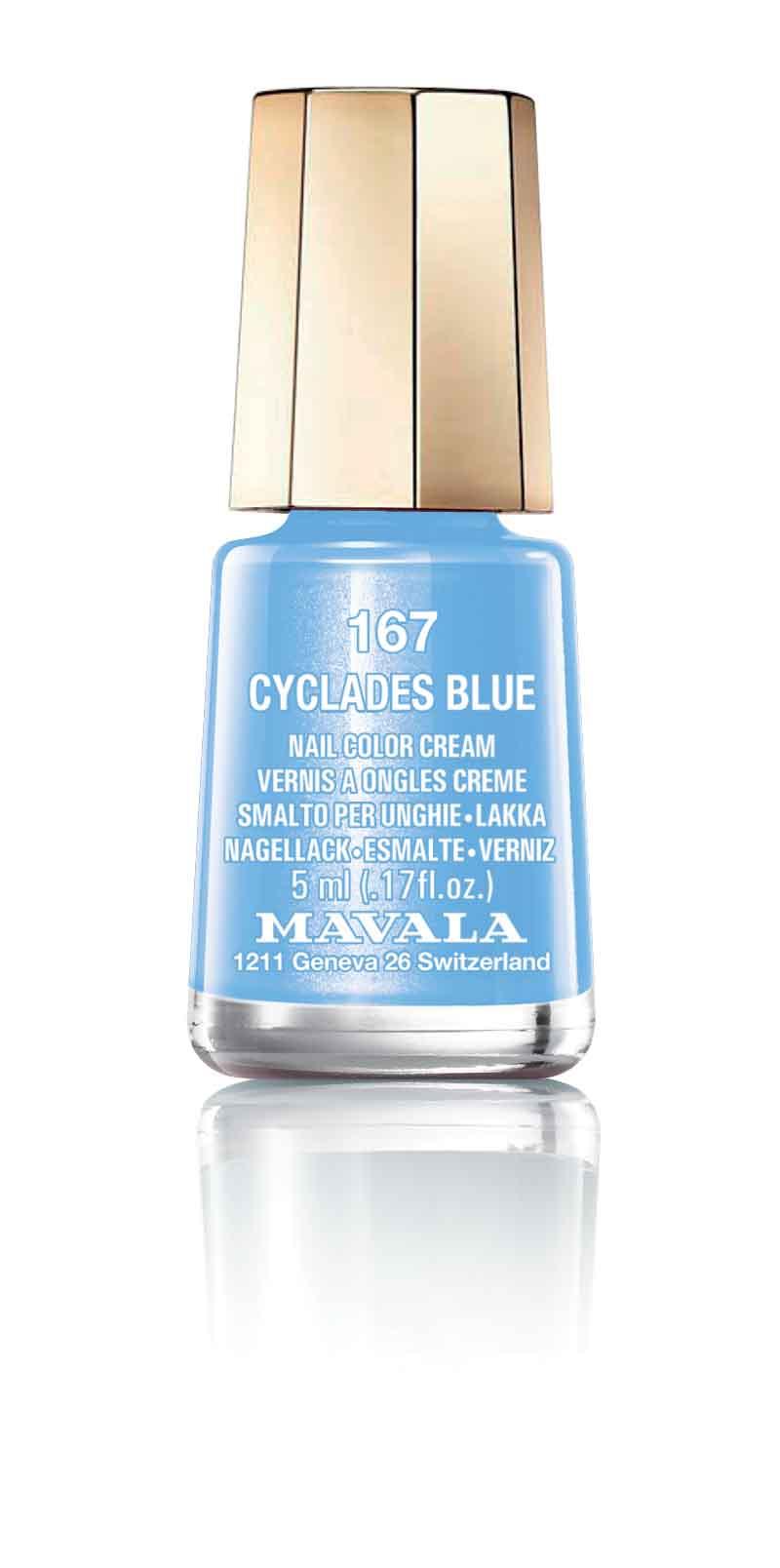 167 CYCLADES BLUE