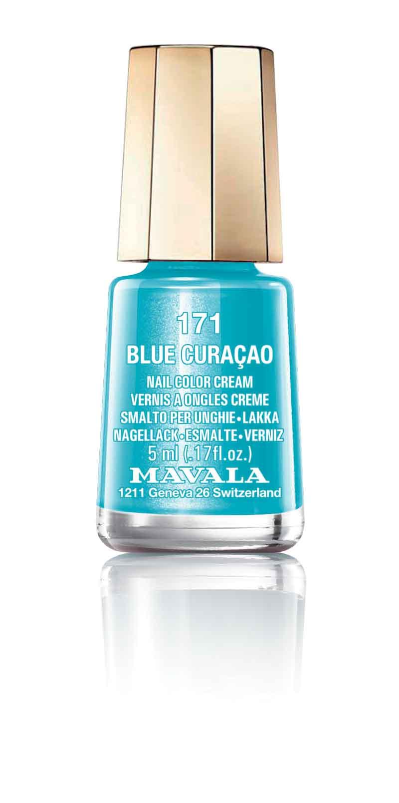 171 BLUE CURAÇO