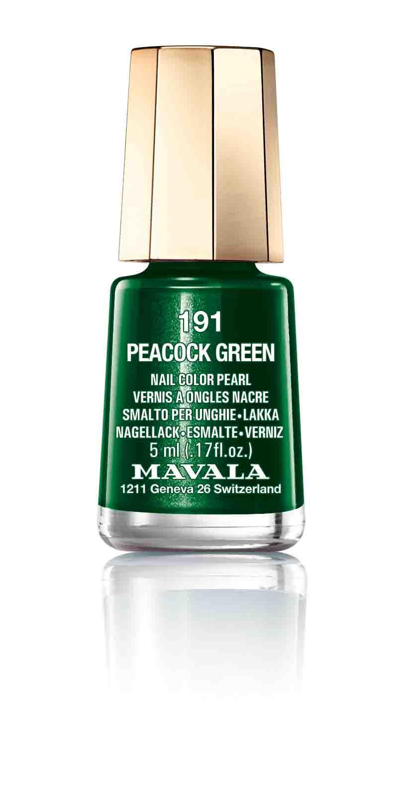 191 PEACOCK GREEN