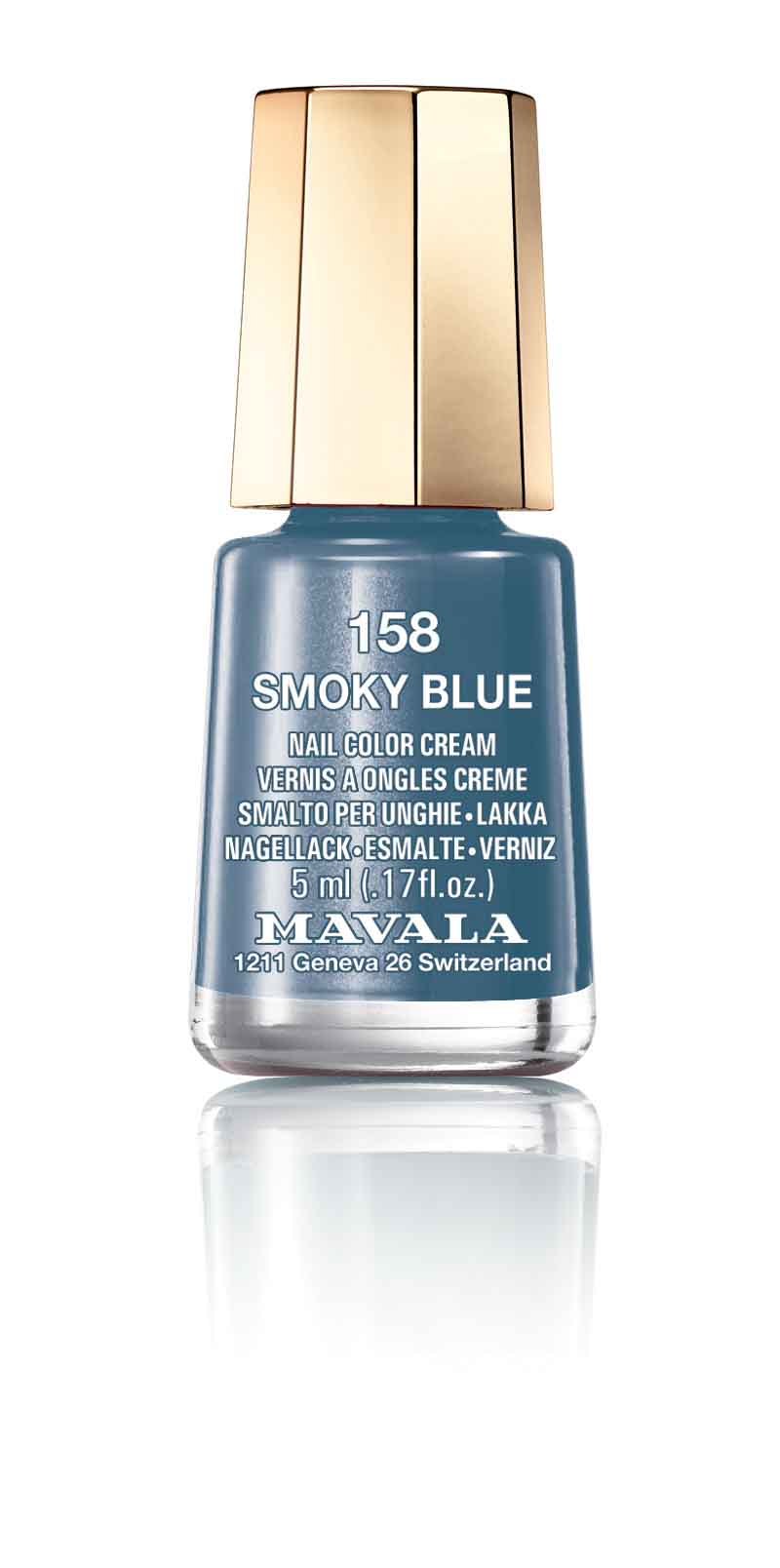 SMOKY BLUE