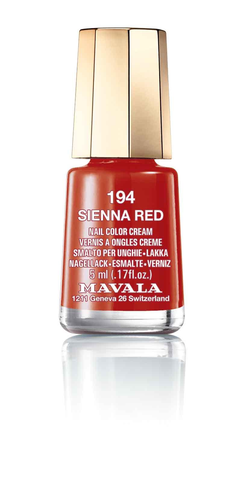 194 SIENNA RED