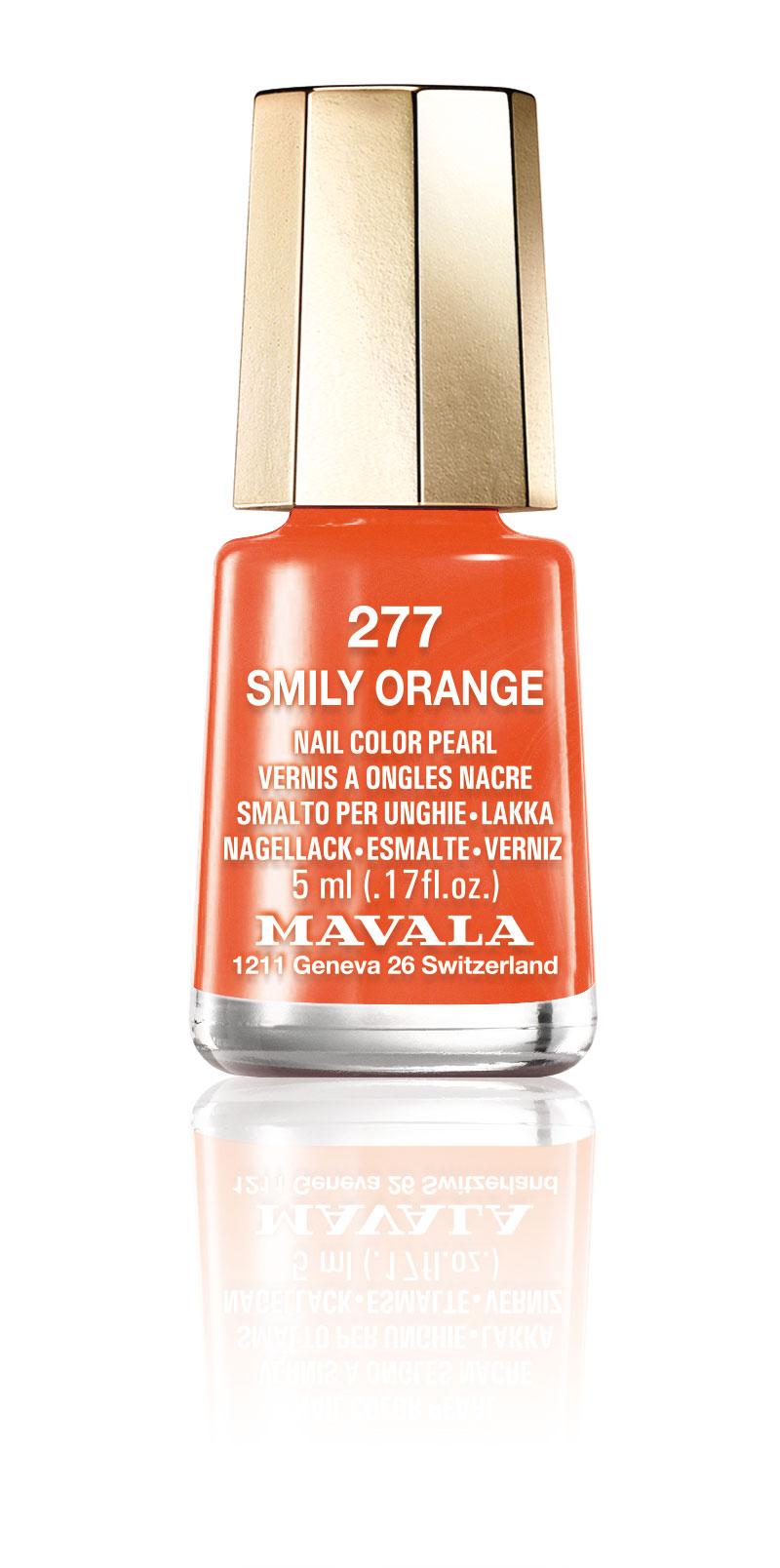 277 SMILY ORANGE
