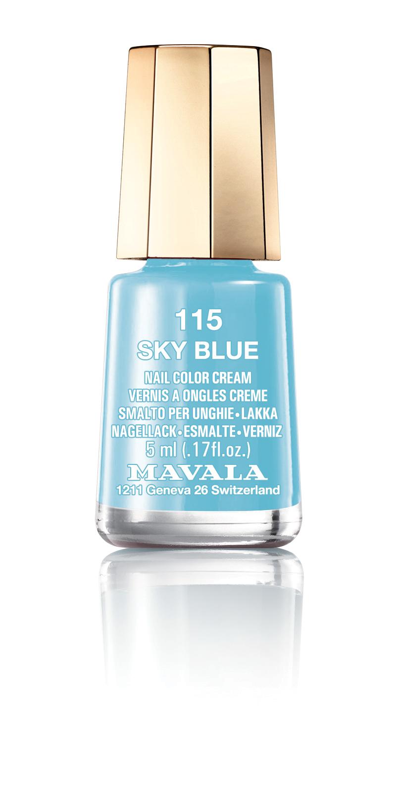 115 SKY BLUE