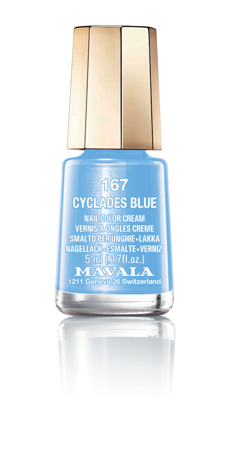 167 CYCLADES BLUE