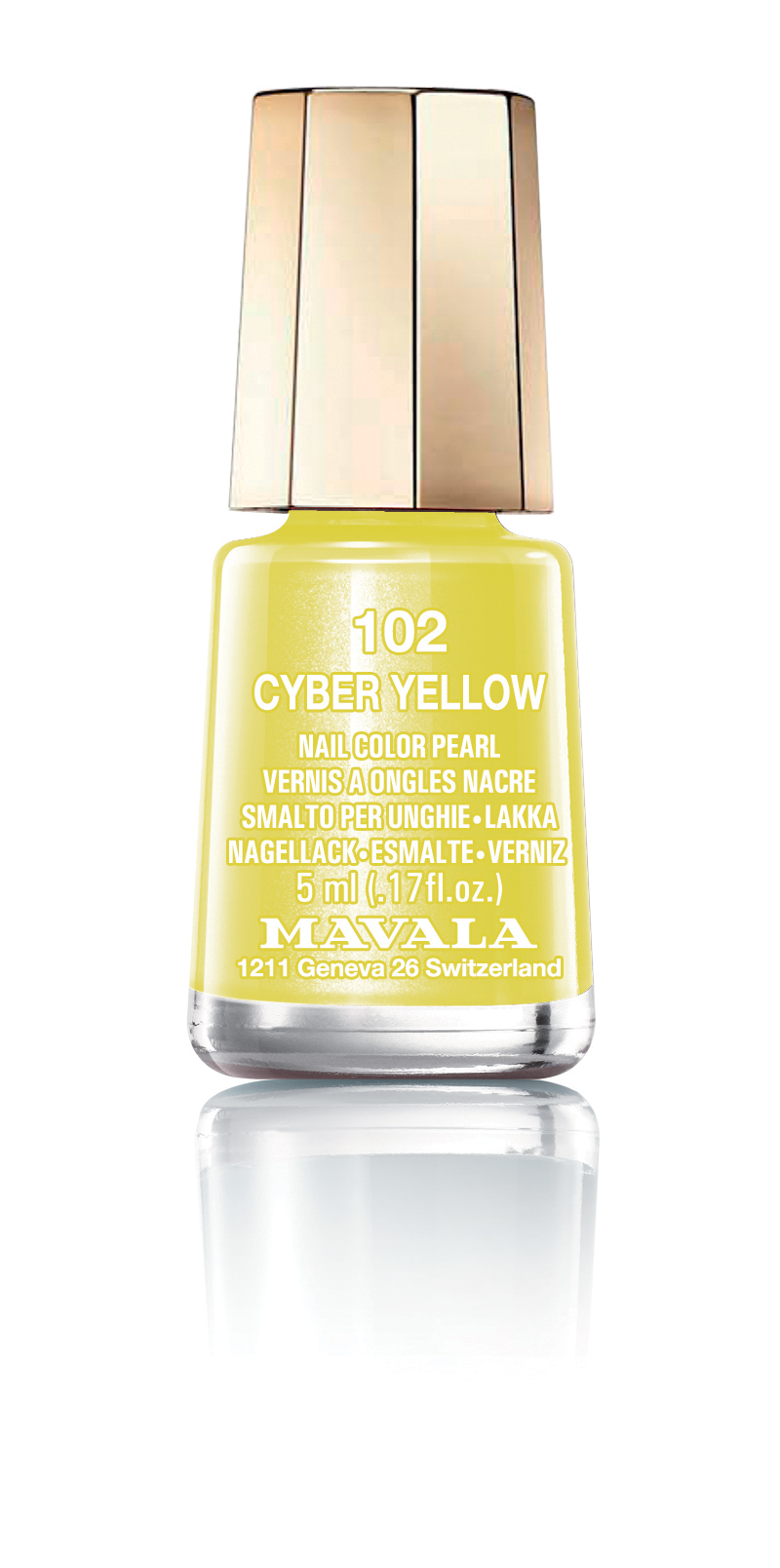102 CYBER YELLOW*