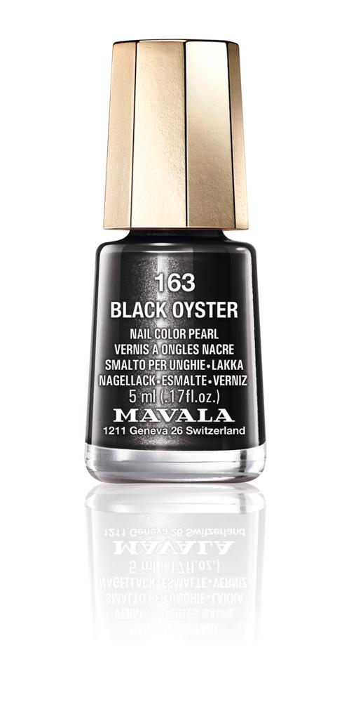 163 BLACK OYSTER
