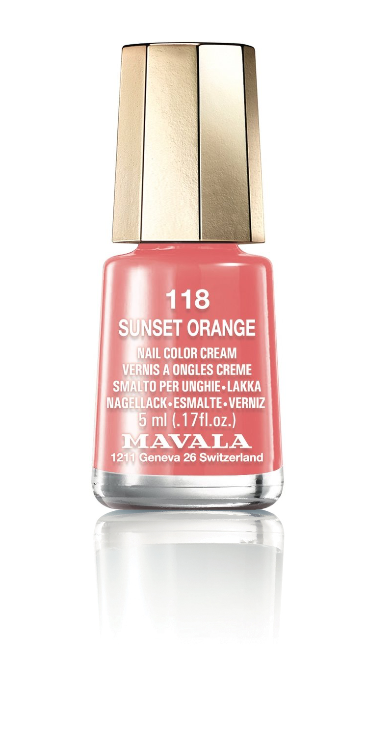 118 SUNSET ORANGE