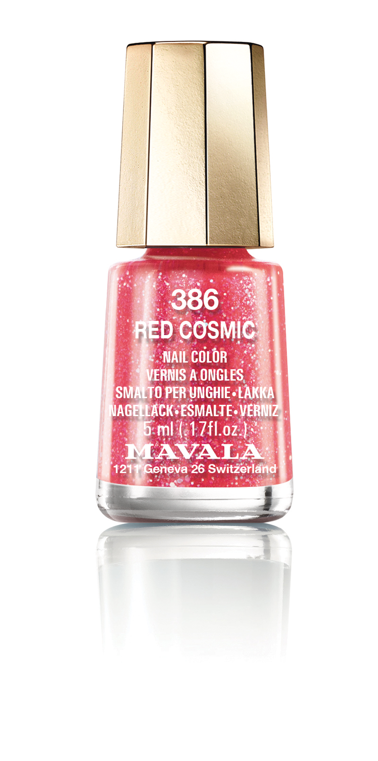 386 RED COSMIC