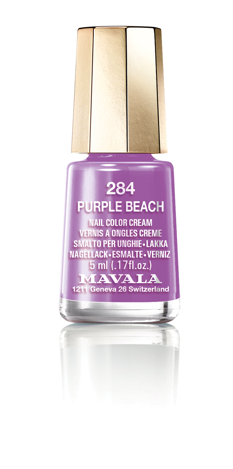 284 PURPLE BEACH