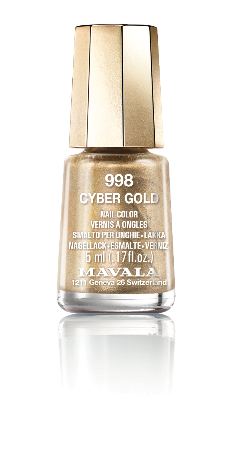 998 CYBER GOLD*