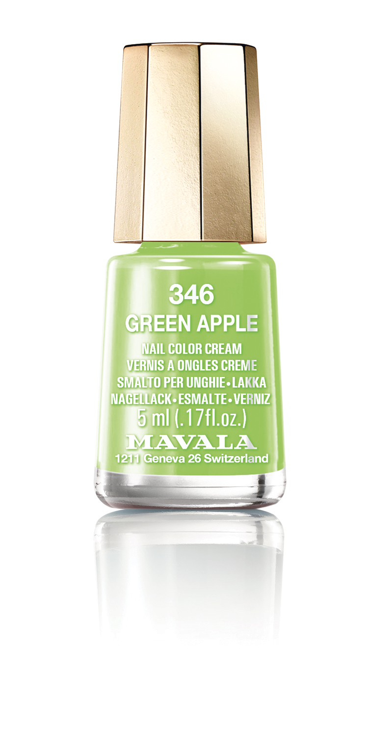 346 GREEN APPLE