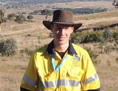 Michael Aberle  Public Officer & Web Design   PhD Candidate with the National Centre for Forensic Studies, University of Canberra, currently investigating the complexities and use of soils as a form of trace evidence in forensic casework reconstructions.